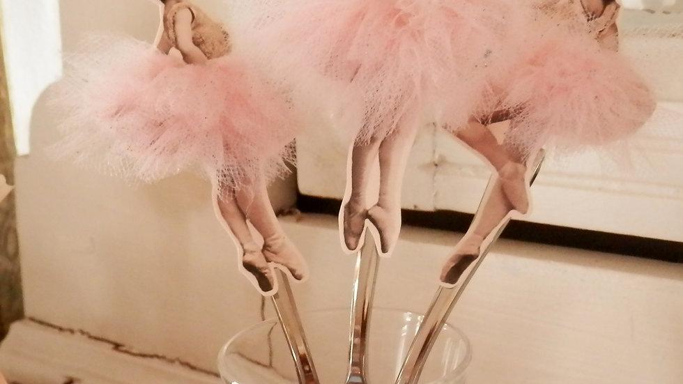 Tiny Dancers Appetizer Forks