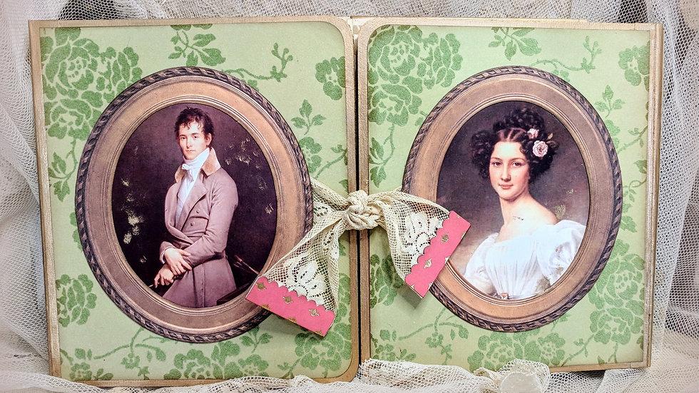 Madame et Monsieur Interactive Photo Album