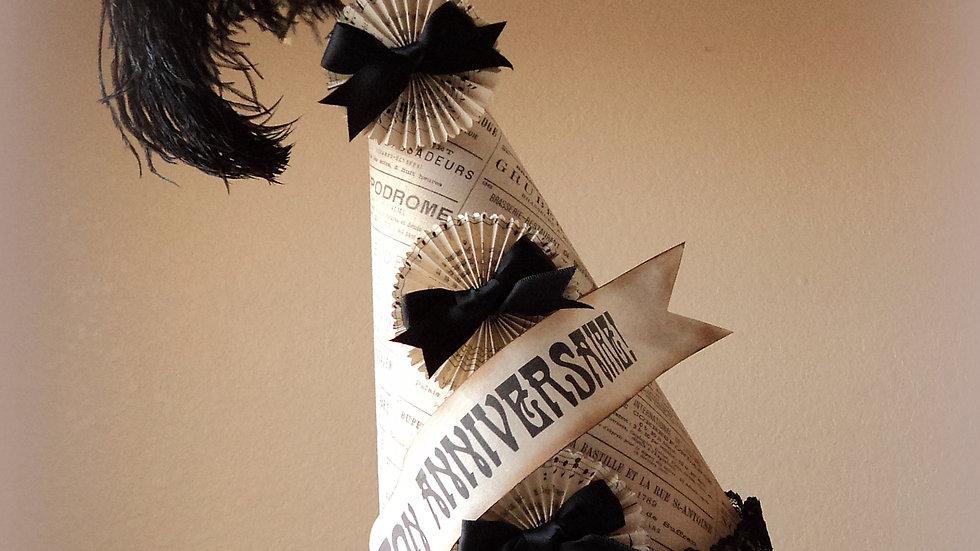 Bon Anniversaire Hat