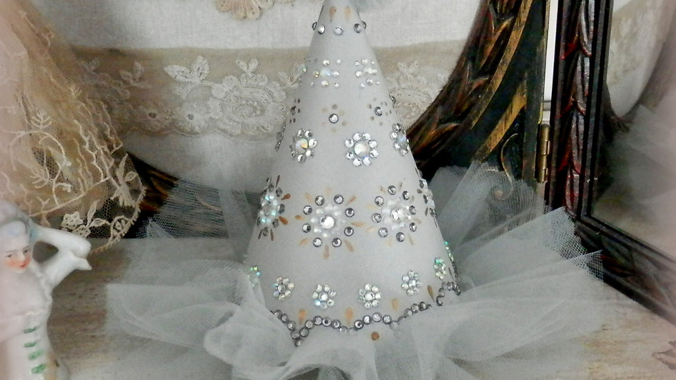 Sparkle Time Party Hat