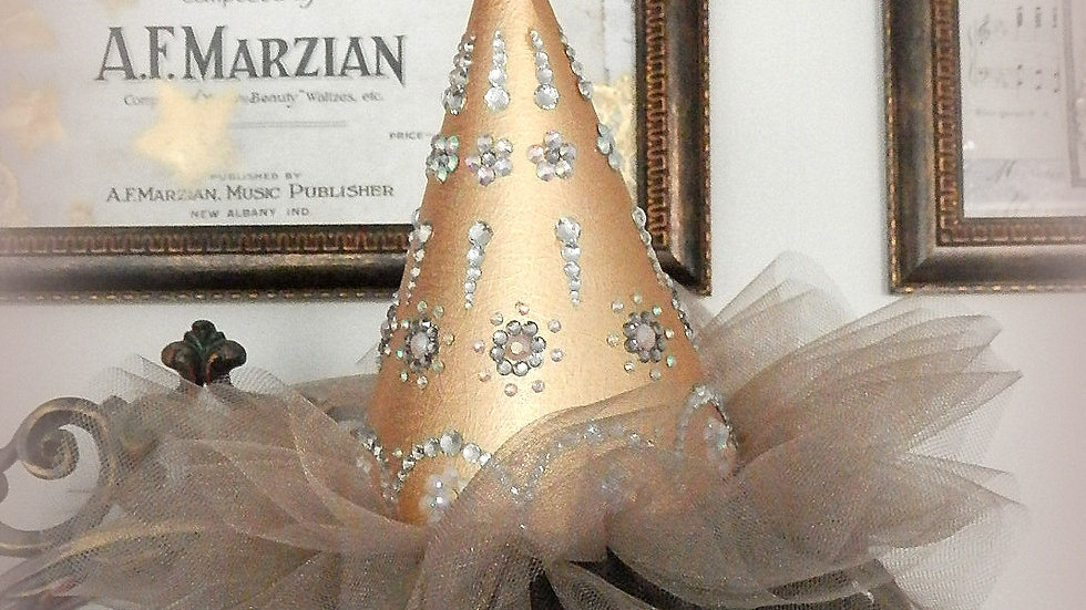 Les Bijoux Party Hat