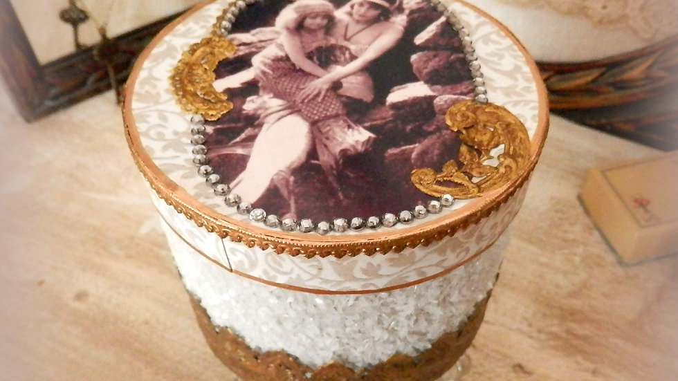 Mama Sirène Memory Box