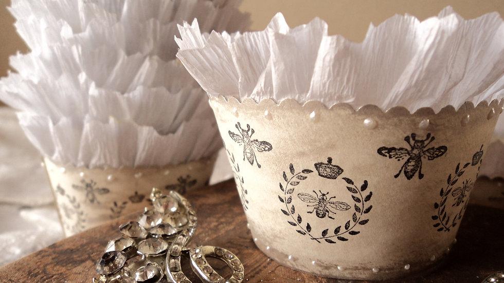 Royal Romance Cupcake Holders