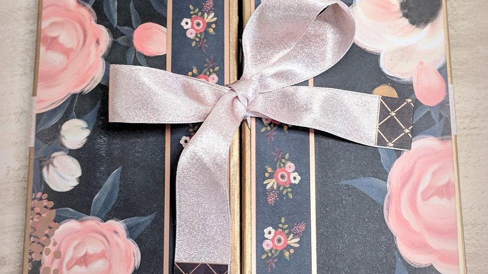 Fantasy Floral Folio Photo Album