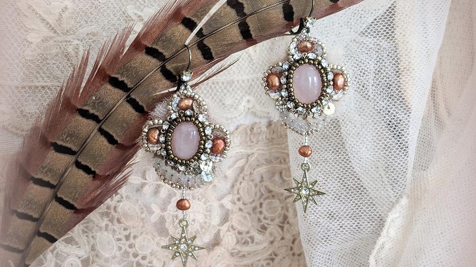 Enchanted Star Earrings