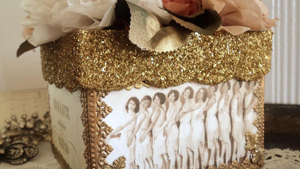 Dancing Ladies Gift Box