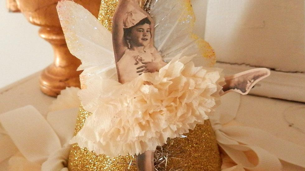 Golden Girl Party Hat