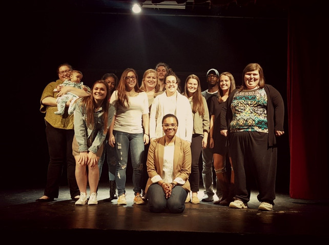 A Night to Remember: Pfeiffer's Poetry Slam