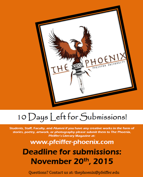 Submissions Countdown!