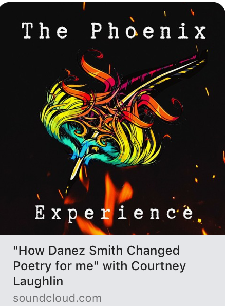 """Podcast: """"How Danez Smith Changed Poetry For Me"""" with Courtney Laughlin"""