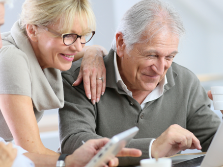 Tech Help for Seniors