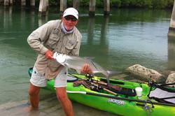 lower keys kayak fishing 2