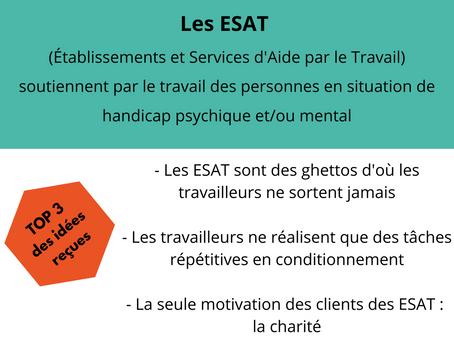 TOP 3 des idées reçues sur les ESAT