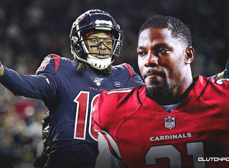 The NFL Offseason Starts with a Bang: Breaking Down the Deandre Hopkins Trade