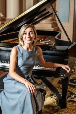 Anna Kislitsyna at Triumph Music Festival