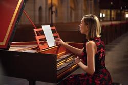 Solo recital in Bryn Mawr