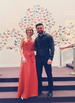 Anna Kislitsyna and Alexandr Kislitsyn - Harmony for Peace Foundation