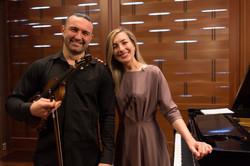 Alexandr Kislitsyn and Anna Kislitsyna - PARMA Recording CD