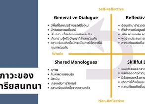 4 สภาวะของสุนทรียสนทนา (4-Stage of Dialogue)