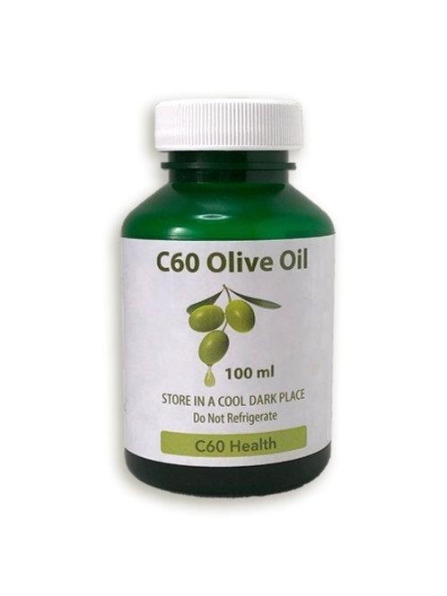 C60 Olive Oil, Single Bottle