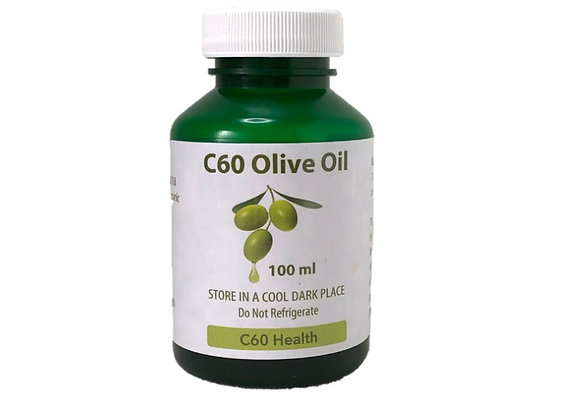 C60 Olive Oil, Single Bottle