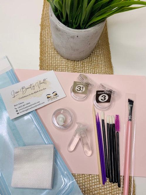 Luxe - Brow Tinting Kit