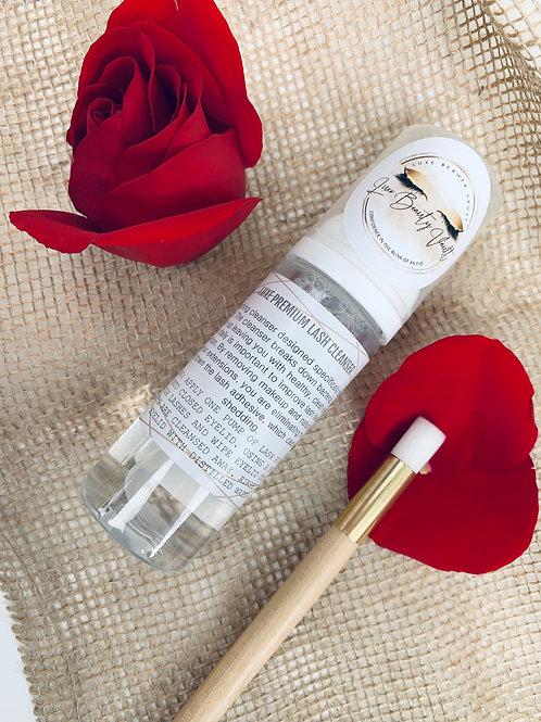 Luxe Premium Lash & Makeup Cleanser