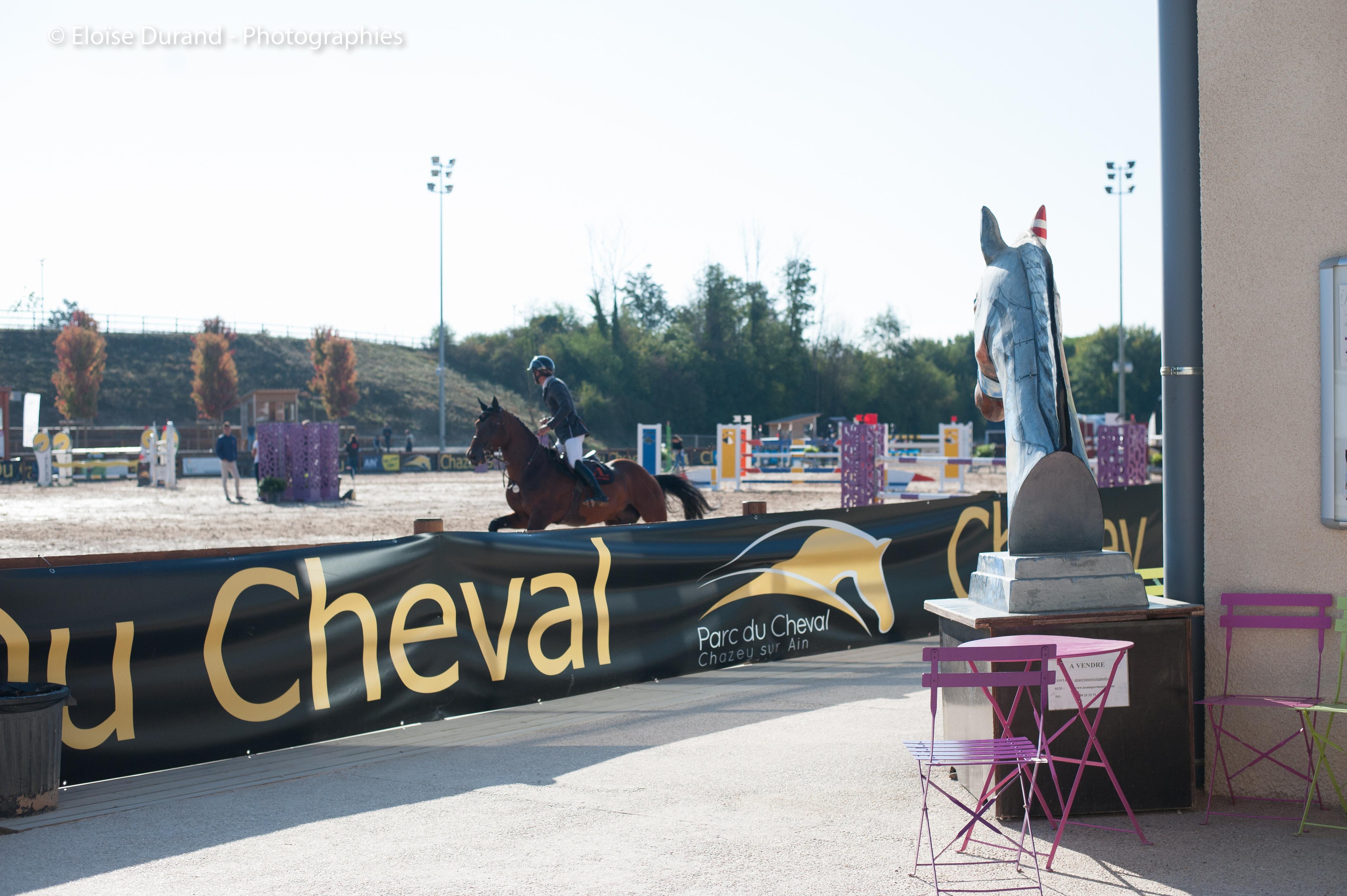 Parc du Cheval - Chazey sur Ain