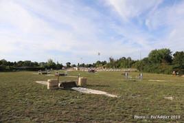 Parc du Cheval - Spring Garden