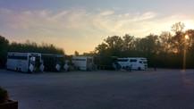 Parking Camions - Parc du Cheval