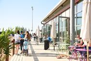 Terrasse restaurant - Parc du Cheval