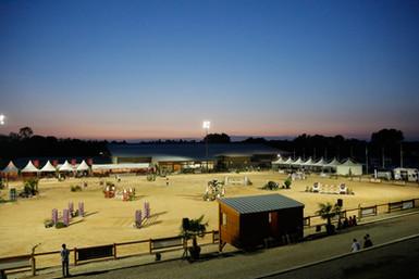 Parc du Cheval - Nocturne