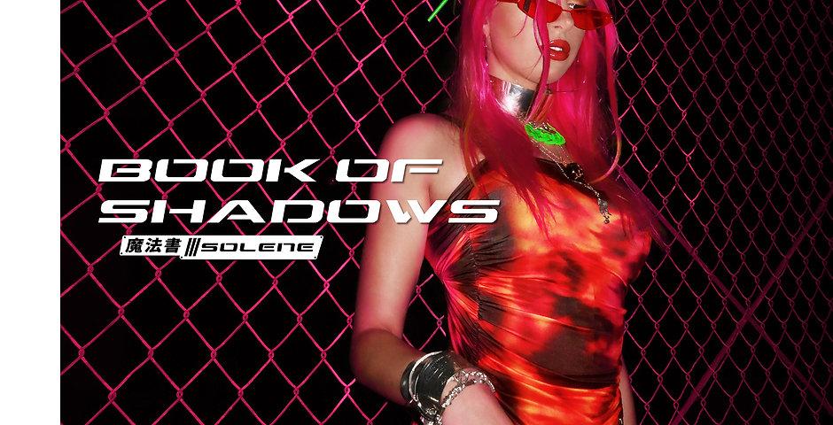 Solene- Book Of Shadows CD