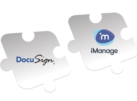 DocuSign Connector for iManage Work
