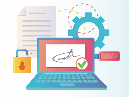 Digital Revolution:  How Electronic Documents and E-Signature Help your Business Grow