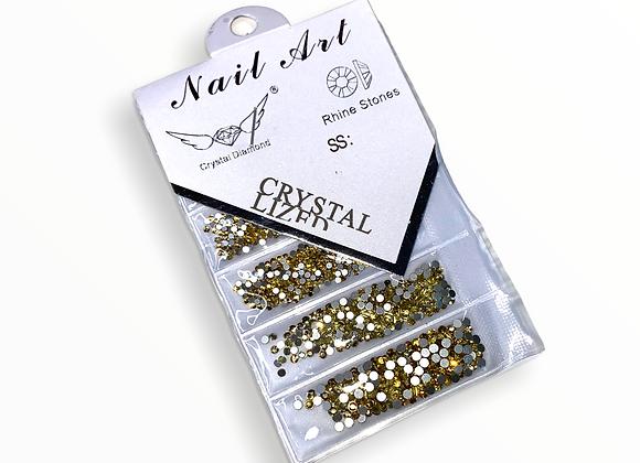 Light Gold Crystals
