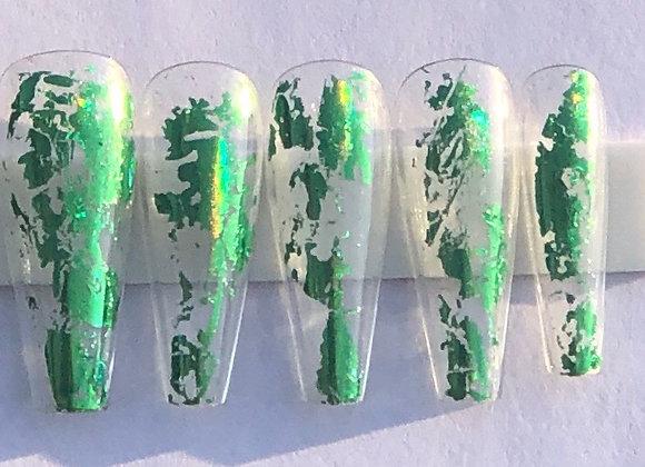 Lucky Green Foil