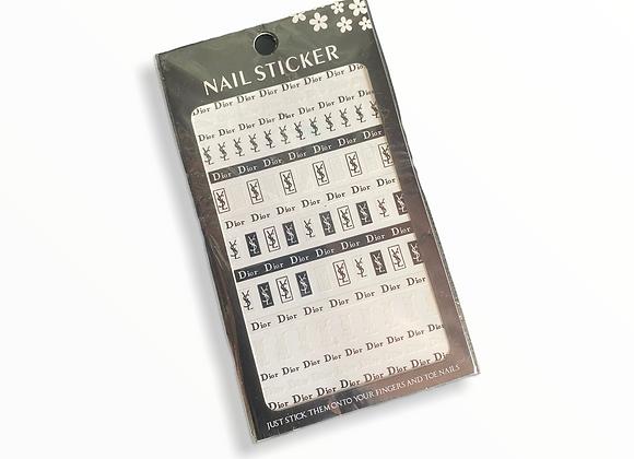 Dior x YSL Stickers