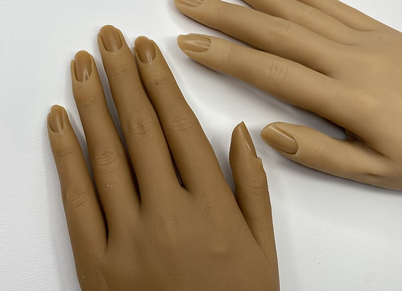 Full Posable Silicone Hand