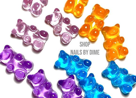 Gummy Bear Charms