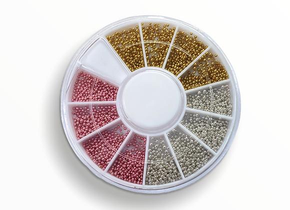 Mixed Caviar Beads