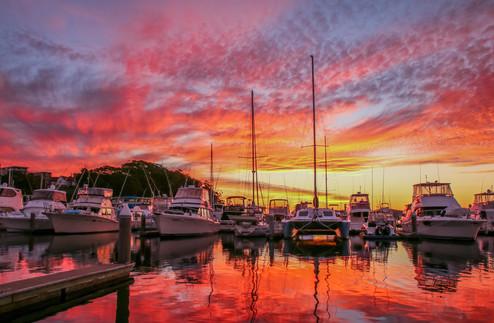 Nelson Bay. NSW.