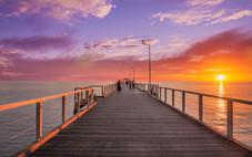 Henley Beach, SA.