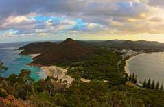 Shoal Bay. NSW.