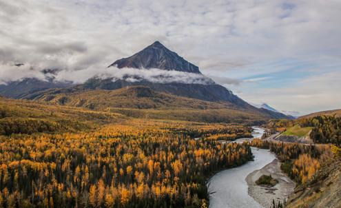 Matanuska River. AK.
