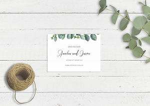 bespoke wedding invitations, bespoke wedding stationery, bespoke save the dates, personalised save the dates, weddig save the dates by bespoke invites