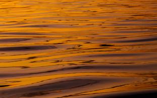 Sunset at Cowichan Bay,BC