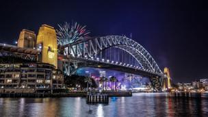 Sydney Harbour. NSW.