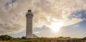 Fingal Lighthouse. NSW.