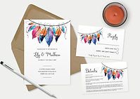 bespoke wedding invitations, personalised wedding invitations by bespoke invites